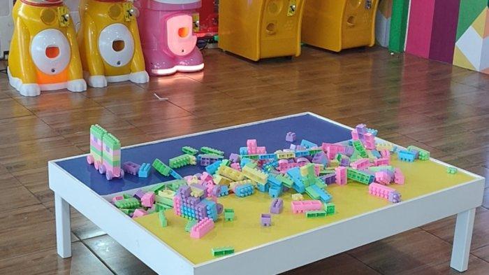 Rainbow Garden Tawarkan Permainan Edukatif