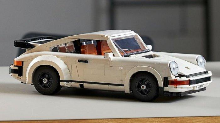 Tampilan Lego Porsche 911()