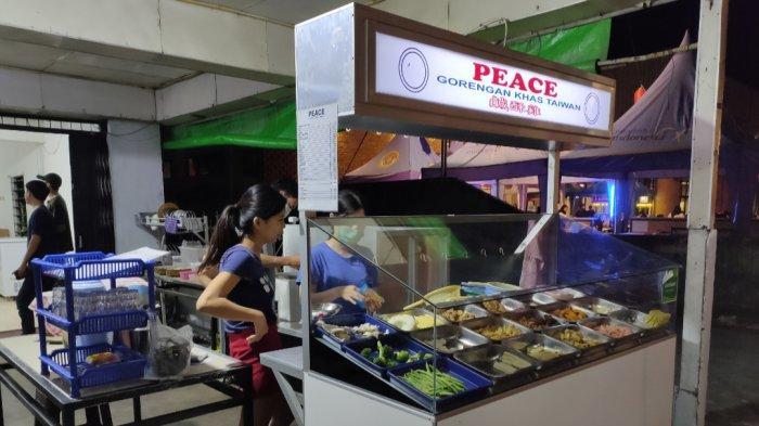 Pingin Ngemil Cantik di Singkawang? PEACE, Gorengan Khas Taiwan Patut Dikunjungi!