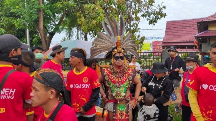 Begini Ritual Menjelang Cap Go Meh di Singkawang