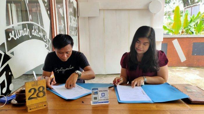 Rumah Datok Food District Perpanjang Kerja Sama TFC Premium!