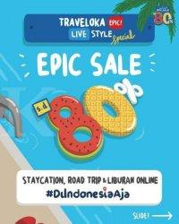 Traveloka Epic Sale 5-11 November 2020