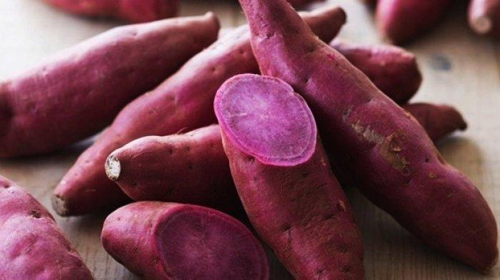 ubi jalar warna ungu