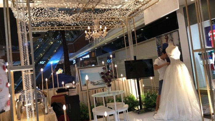 White Concept, jadi Pilihan Wedding yang Menawan