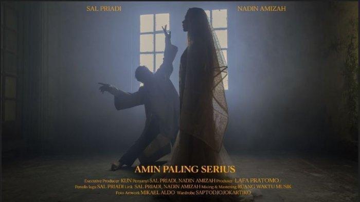 Lirik dan Download Lagu Amin Paling Serius Sal Priadi feat Nadin Amizah, beserta Video Klip Terbaru