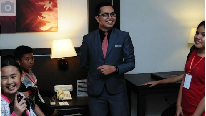 PROFIL Arifin, Public Relations Manager Aston Pontianak Hotel & Convention