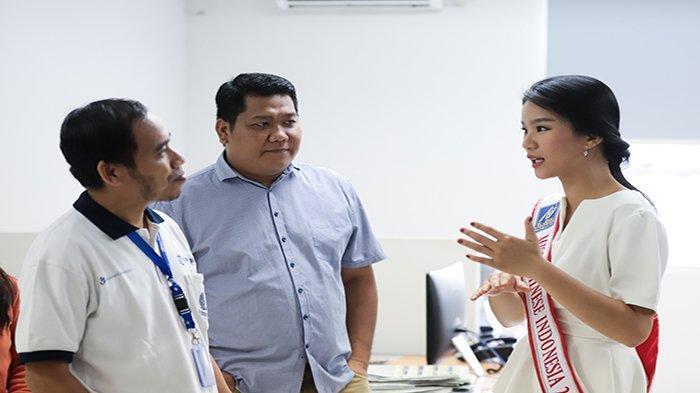 Aldora Helsa Goewyn Bagikan Cerita dan Pengalaman saat Terpilih sebagai Miss Chinese Indonesia 2020