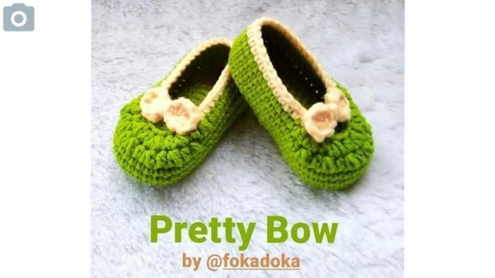 PROFIL Fokadoka, Tawarkan Produk Rajut Spesial Bayi, Bisa Custom Juga Loh!