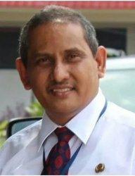 Kepala Bidang Ekonomi Kreatif Sarana dan Prasarana Disporapar Provinsi Kalbar, Drs. Ruslizan Arief