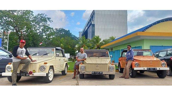 Komunitas Khatulistiwa Volkswagen (Vw) Club