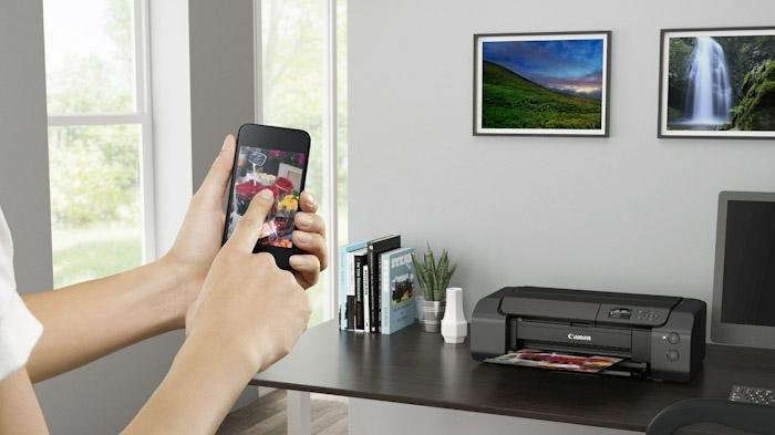 Canon Hadirkan PIXMA PRO-200, Printer Profesional untuk Kebutuhan Cetak Foto Berkualitas Tinggi