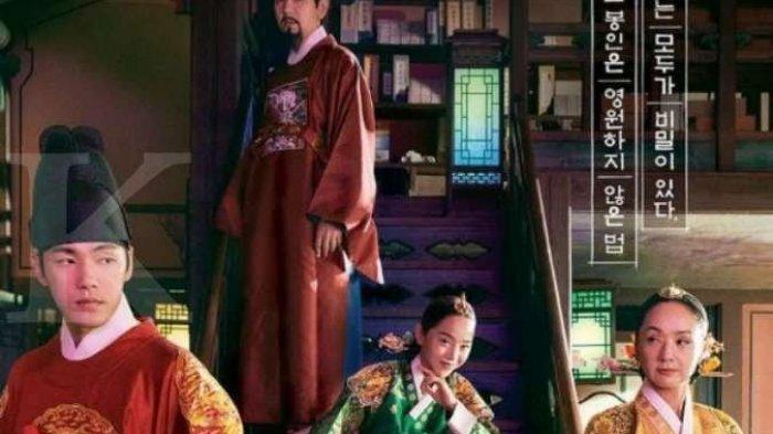 SINOPSIS Drama Korea Mr Queen, Koki Kepresidenan Terjebak dalam Tubuh Ratu dari Masa Dinasti Joseon