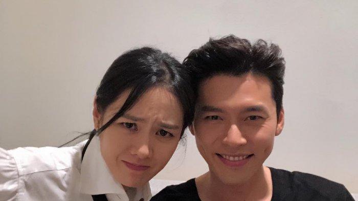 Agensi Benarkan Hubungan Asmara Son Ye Jin dan Hyun Bin