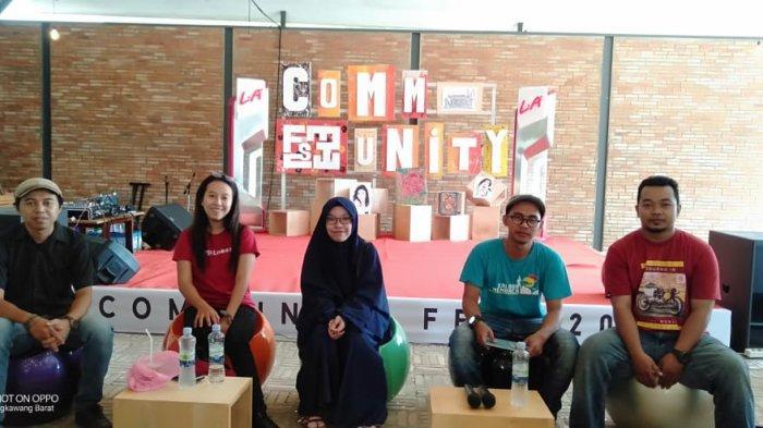 Triyono merupakan founder ataupun pendiri utama dari komunitas Singkawang Membaca yang telah dibentuk sejak Juni tahun 2018.
