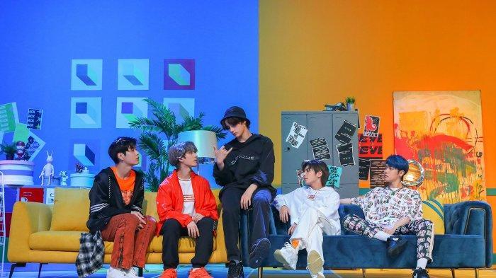Lirik dan Download Lagu TXT Run Away, Sempat Tertunda Adik BTS Akhirnya Rilis Album Kedua