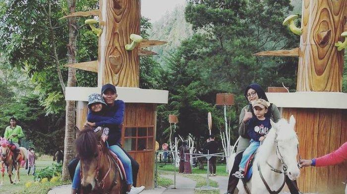Berwisata ke Tawangmangu Wonder Park, Selain Camping Wisatawan Juga Bisa Outbound