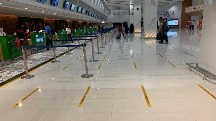 Sambut New Normal, Bandara Adi Sumarmo Perketat Seleksi Penumpang