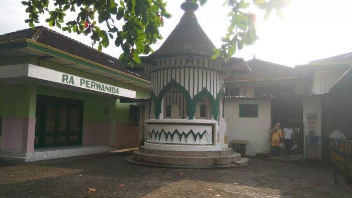 Bangunan Bersejarah di Masjid Al Wustho Mangkunegaran Ini Pernah Dipakai untuk Upacara Khitan