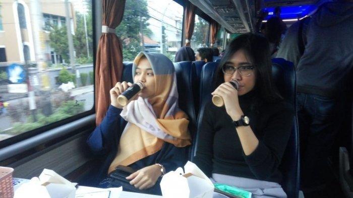Unik! Perusahaan Bus di Solo Tawarkan Ngopi Berkeliling Kota Solo