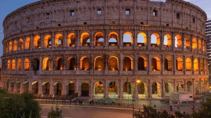 Mengulik Fakta Colosseum, Arena Hidup Mati Gladiator Roma