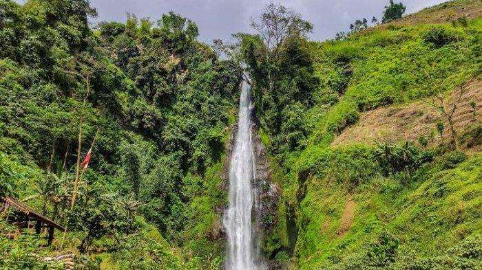 Sejak Pandemi Maret 2020, Curug Surodipo di Kabupaten Temanggung Sudah Tak Dikunjungi Turis Asing