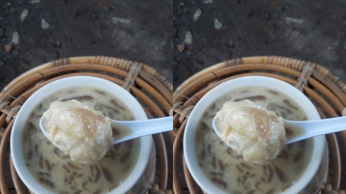 Seporsi Dawet Pak Kamto khas Bayat, Klaten