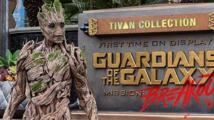 Fans Marvel Bersiap! Avengers Campus di Disneyland akan Dibuka 4 Juni 2021