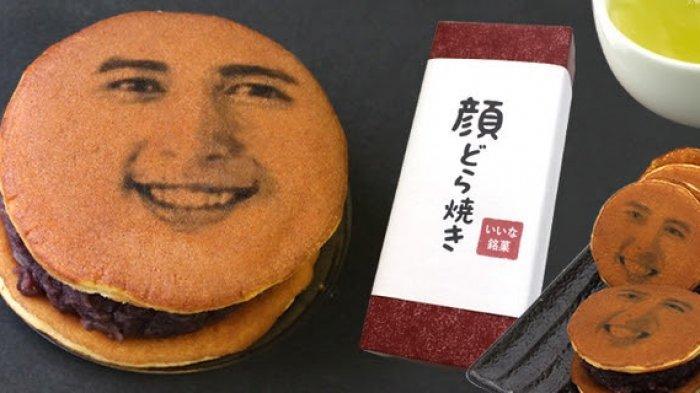 Jepang Luncurkan Dorayaki Bergambar Wajah, Lucu Atau Menakutkan?