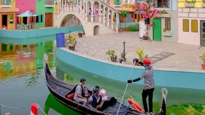 Ingin Rasakan Sensasi Naik Gondola seperti di Venesia? Coba ke Dusun Semilir Eco Park