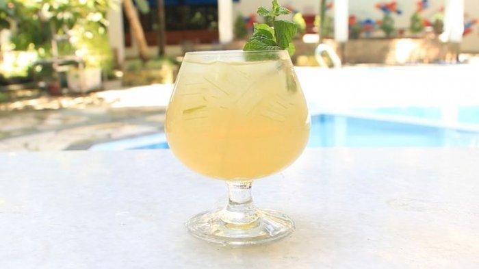 Resep Es Lidah Buaya Lemon, Cocok Untuk Menu Takjil Saat Berbuka Puasa