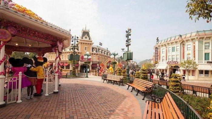 Disneyland Hong Kong Akan Kembali Buka Pada 19 Februari 2021