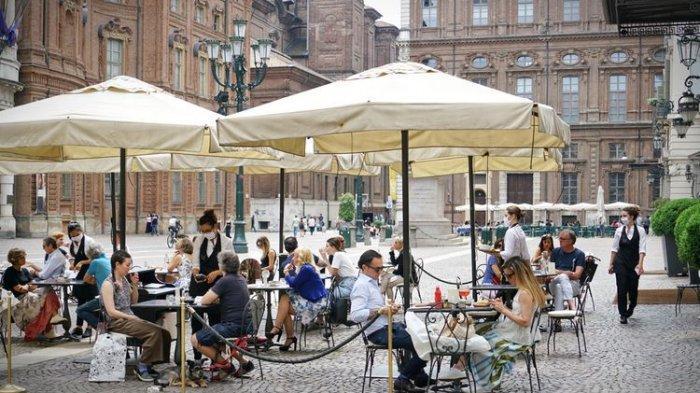 Meskipun Tuai Kekhawatiran, Restoran di Italia Tetap Akan Kembali Dibuka Usai Pandemi