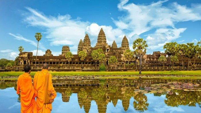 Akibat Pandemi, Situs Angkor di Kamboja Kini Ditutup Sementara
