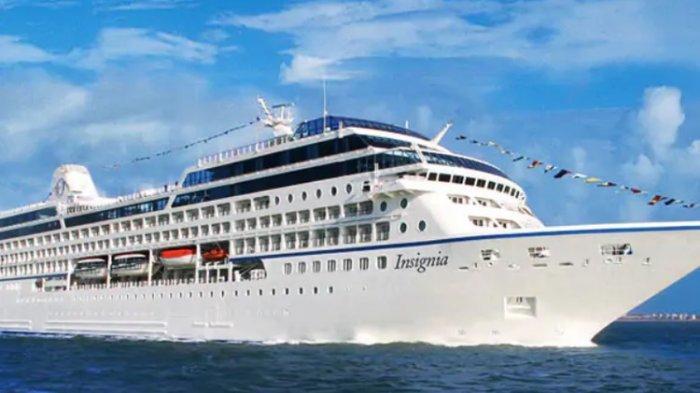 Tiket Pelayaran Kapal Pesiar Bertajuk Around the World 2023 Ludes dalam Sehari
