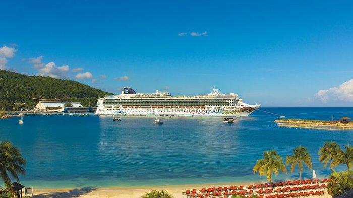 Bulan Juli 2021, Kapal Pesiar Norwegian Cruise Line Siap Berlayar