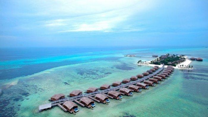 Maladewa Lockdown, Wisatawan yang Terjebak Merasa Senang Diisolasi di Resort Mewah