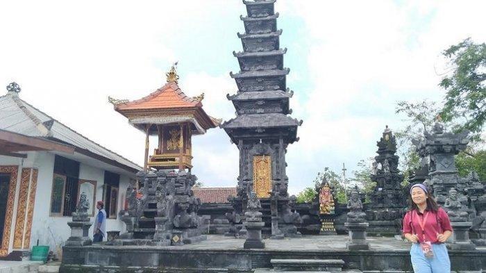 Napak Tilas di Pura Pemacekan Gunung Lawu, Petilasan Penasihat Spiritual Brawijaya V