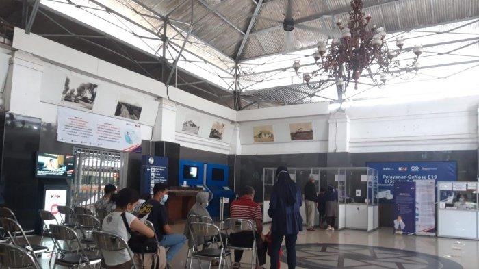 Antisipasi Pemudik Nekat, Stasiun Balapan Solo Jual Tiket Maksimal 5 Mei 2021
