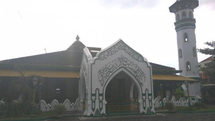 Mengenal Masjid Al-Wustho Mangkunegaran, Salah Satu Masjid Tua di Kota Solo