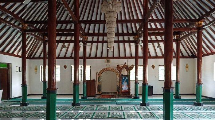 Napak Tilas Jejak Pangeran Diponegoro di Masjid Darussalam, Sukoharjo
