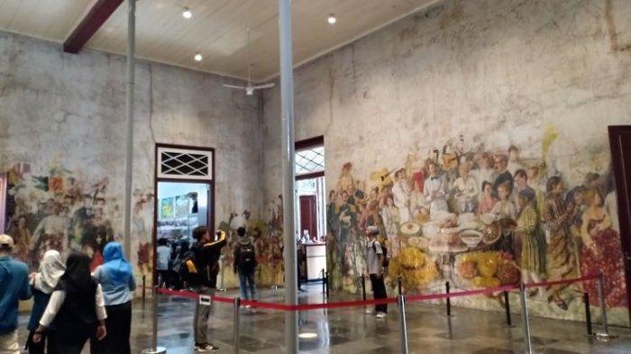 Sejak Dibuka Pada Bulan Juni, Museum Sejarah Jakarta Masih Sepi Pengunjung