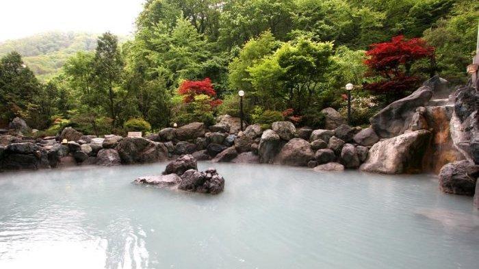 Noboribetsu Onsen di Jepang