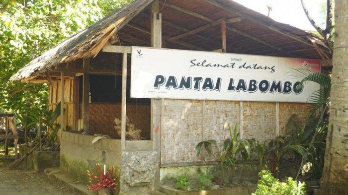 Akibat Pandemi, Pantai Labombo di Palopo, Sulawesi Selatan Sepi Wisatawan