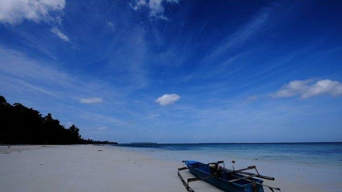 Pantai Ngurbloat di Maluku Tenggara Ini Wajib Dikunjungi, Pasirnya Paling Halus di Asia Tenggara