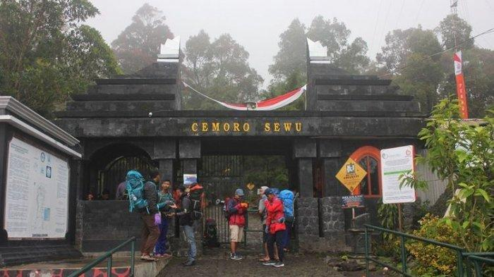 Malam Tahun Baru, Jumlah Pendaki Gunung Lawu Turun 80 Persen Dibanding Tahun Lalu