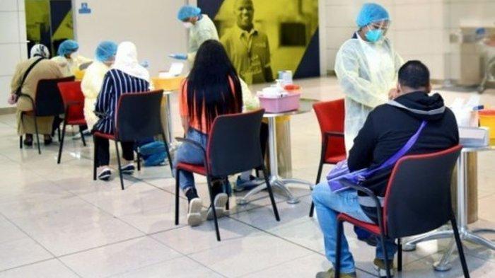 Demi Mencegah Virus Corona, Emirates Lakukan Rapid Test Covid-19 ke Penumpang