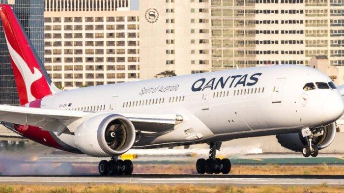 Qantas Akan Mulai Lanjutkan Penerbangan Internasional Pada Oktober 2021, Siap Periksa Paspor vaksin