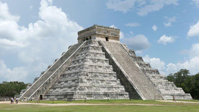 Chichén Itzá, Reruntuhan Peradaban Suku Maya di Meksiko Berusia Lebih Dari 1000 Tahun Yang Misterius