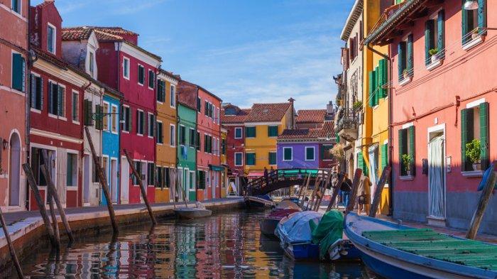 Juni 2020 Italia Mulai Terima Kedatangan Turis Asing