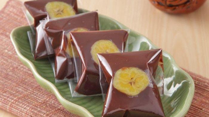 Resep Cantik Manis Cokelat Pisang, Kue Tradisional yang Jadi Primadona